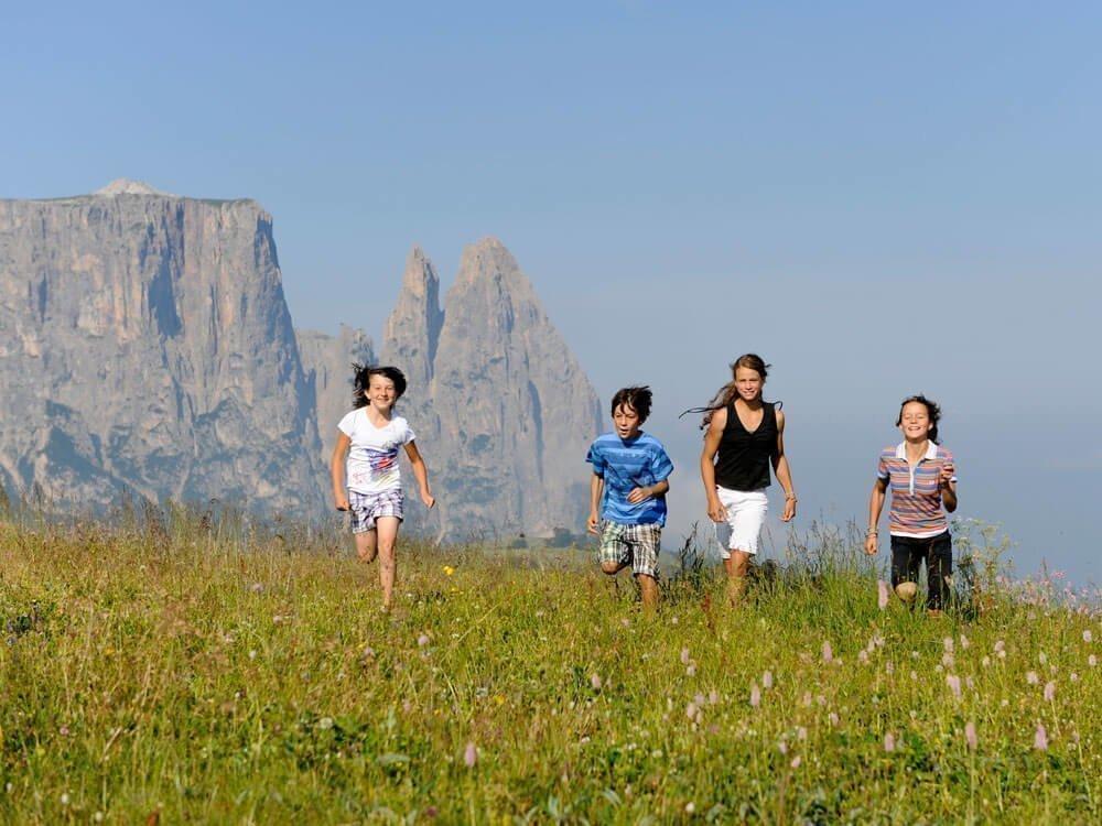 Alpe di Siusi – In ogni stagione una meta meravigliosa