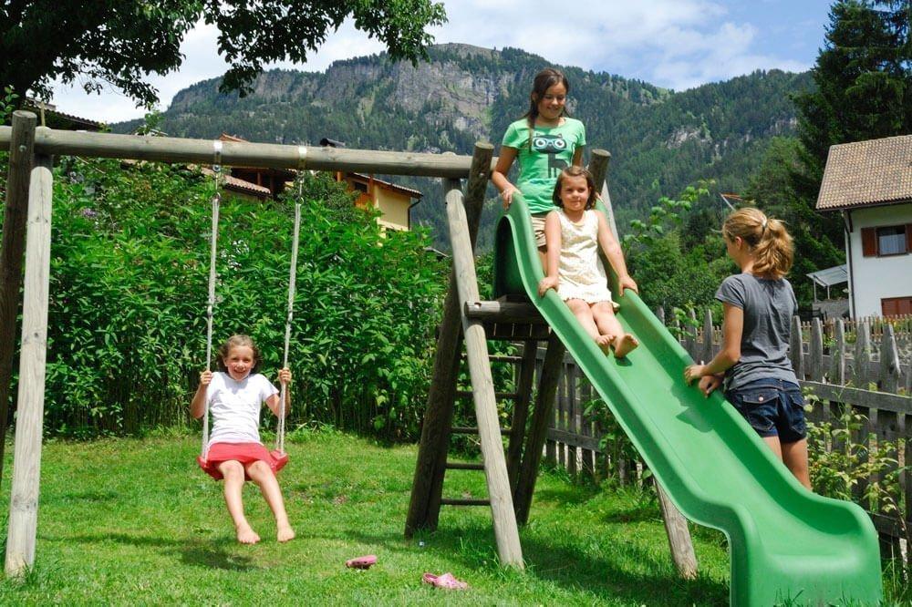 Vacanze in fattoria con bambini in Alto Adige
