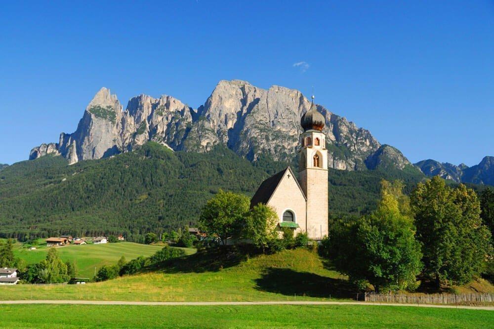 Vacanze nelle Dolomiti - Siusi allo Sciliar